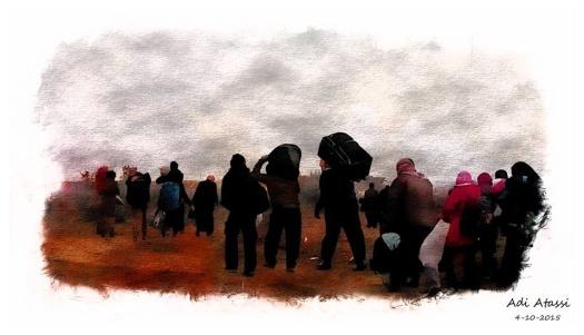 Imagen: Adi Atassi (Syrian Artist)