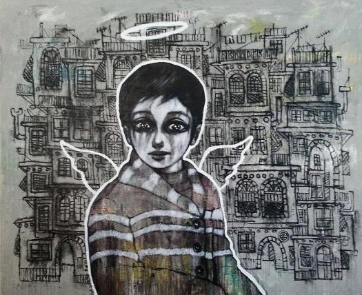 Imagen: Mohannad Orabi (Syrian Artist)