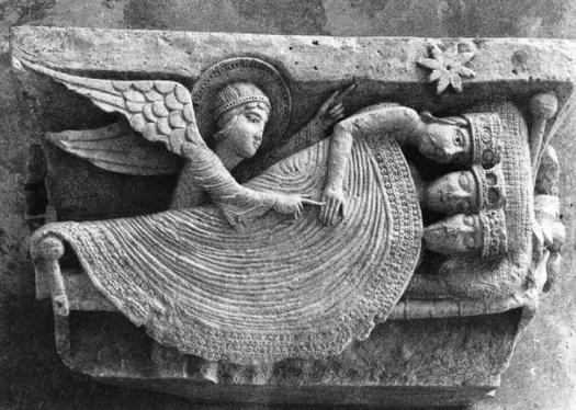 el-sueno-de-los-reyes-magos-capitel-de-saint-lazare-autun-francia-maestro-gislebertus-s-xii