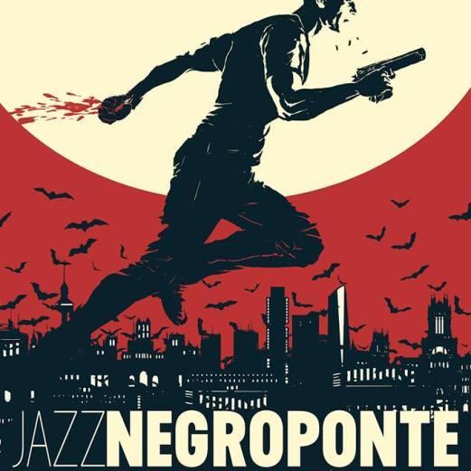 Los ochenta diablos + El murciélago y el infierno, de Jazz Negroponte