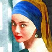 Alma-Audrey, por Ángel Sang Extre