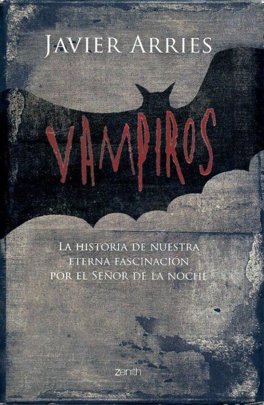 Vampiros, de Javier Arries