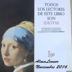 """Todos los Lectores de este libro son idiotas: """"¿La gallina o el huevo? Las huellas de Laetoli"""" (2016)"""