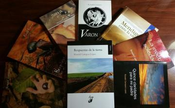 Libros de Ronald Campos