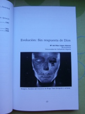 """Hispanic Journal: """"Evolución, sin respuesta de Dios"""" (2014)"""